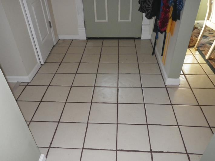 Kitchen Dining Floor Replacement